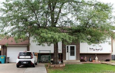 Fort Lupton Single Family Home Active: 1005 Longview Drive