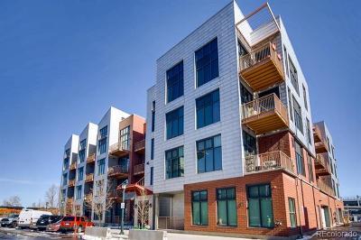 Five Points Condo/Townhouse Active: 3100 Huron Street #2M