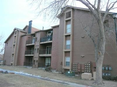 Littleton Condo/Townhouse Under Contract: 4899 South Dudley Street #D 11