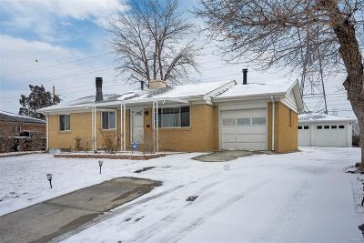 Aurora Single Family Home Active: 574 Zion Street