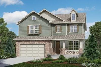 Longmont CO Single Family Home Active: $675,000