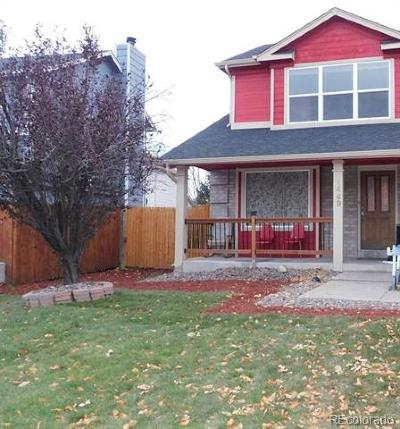 Cheyenne Meadows Single Family Home Active: 1469 Grass Valley Drive