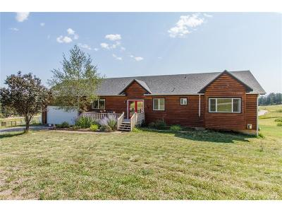 Indian Hills Single Family Home Active: 24367 Inca Road