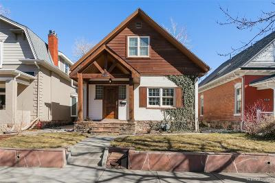 Single Family Home Under Contract: 936 South Pennsylvania Street
