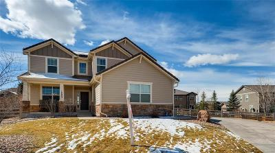 Broomfield County Single Family Home Active: 16683 Pinnacle Court