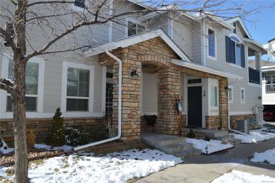 Highlands Ranch CO Condo/Townhouse Active: $380,000