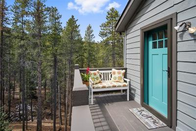 Conifer Single Family Home Under Contract: 8651 London Lane