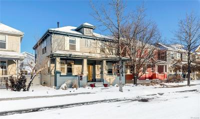 Denver Single Family Home Active: 2732 Valentia Street