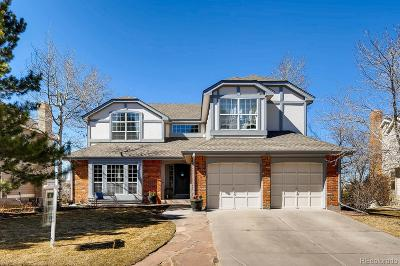 Castle Pines Single Family Home Under Contract: 267 Clare Drive