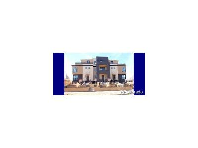 Denver Condo/Townhouse Active: 3287 Tennyson Street