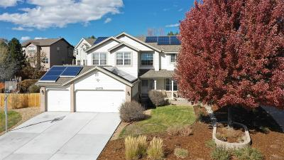 Parker Single Family Home Under Contract: 20775 Parker Vista Court