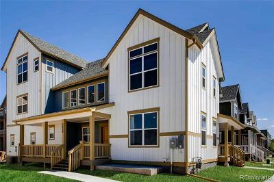 Englewood Condo/Townhouse Active: 2843 South Fox Street