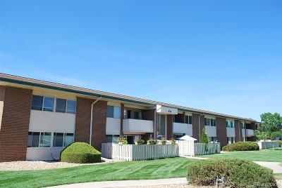 Boulder Condo/Townhouse Active: 5122 Williams Fork Trail #202