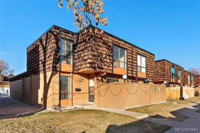 Arvada Condo/Townhouse Active: 6461 Ward Road