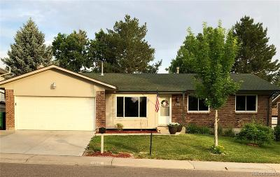 Aurora Single Family Home Active: 2631 South Quintero Way