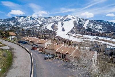Steamboat Springs Condo/Townhouse Active: 1800 Burgess Creek Road #206