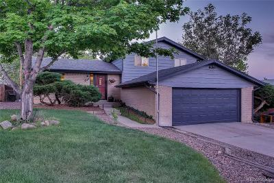 Arvada Single Family Home Active: 6474 Allison Street