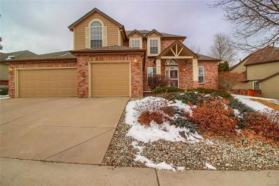 Highlands Ranch Single Family Home Under Contract: 8747 Forrest Drive