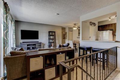 Lakewood Condo/Townhouse Under Contract: 7309 West Hampden Avenue #704