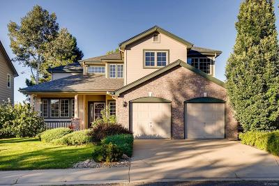 Arvada Single Family Home Active: 6626 Moss Court
