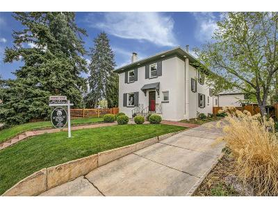 Single Family Home Sold: 4410 West 34th Avenue