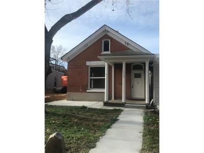 Single Family Home Active: 1755 Clarkson Street