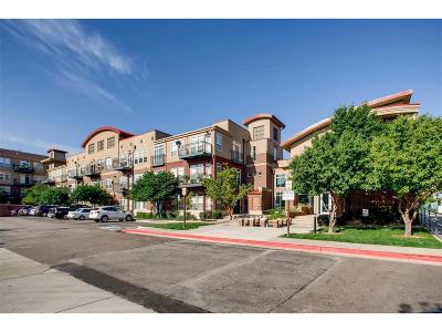 Lone Tree Condo/Townhouse Sold: 10184 Park Meadows Drive #1217