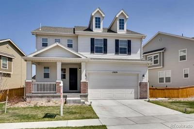 Commerce City Single Family Home Active: 17839 East 108th Place