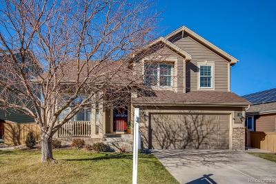 Highlands Ranch Single Family Home Active: 10178 Bentwood Circle