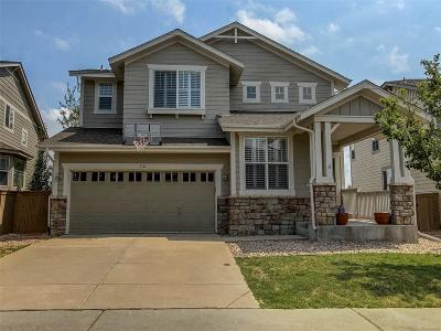 Highlands Ranch Single Family Home Under Contract: 3161 Windridge Circle