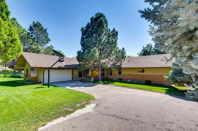 Parker Single Family Home Active: 8250 Carriage Lane