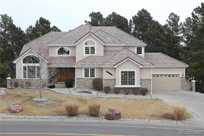 Aurora Single Family Home Active: 6454 Ponderosa Trail