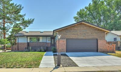 Longmont CO Single Family Home Active: $450,000