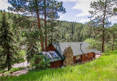 Single Family Home Active: 7488 South Turkey Creek Road