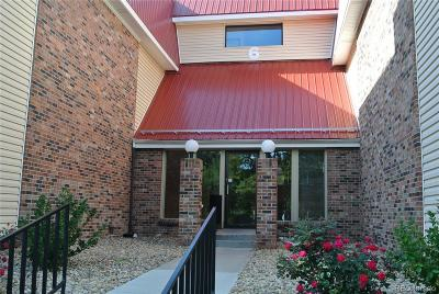 Aurora Condo/Townhouse Active: 14720 East Kentucky Drive #615