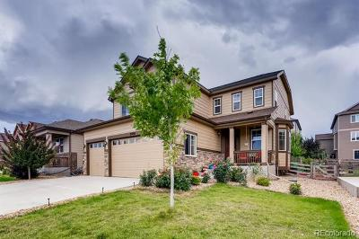 Aurora Single Family Home Active: 21498 East Union Place