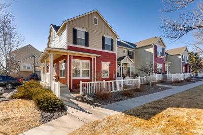 Castle Rock Condo/Townhouse Under Contract: 1509 Gold Hill Street
