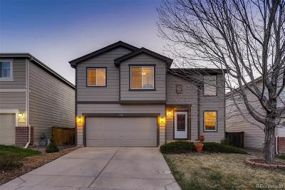 Highlands Ranch Single Family Home Under Contract: 9948 Aftonwood Street