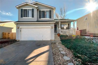 Littleton Single Family Home Active: 8188 Eagleview Drive