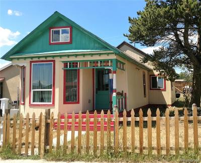 Leadville Single Family Home Under Contract: 216 West 3rd Street