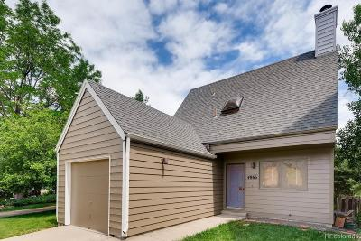 Boulder Single Family Home Under Contract: 4866 Brandon Creek Drive