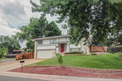 Single Family Home Under Contract: 1485 South Welch Circle