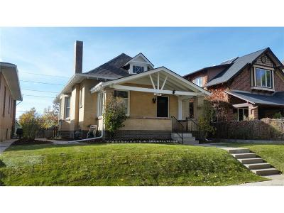 Single Family Home Active: 1069 South Ogden Street