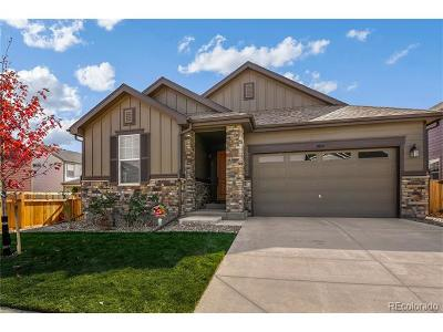 Dacono Single Family Home Active: 4804 Wildflower Place