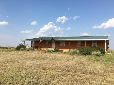 Arapahoe County Single Family Home Active: 68870 East County Road 38