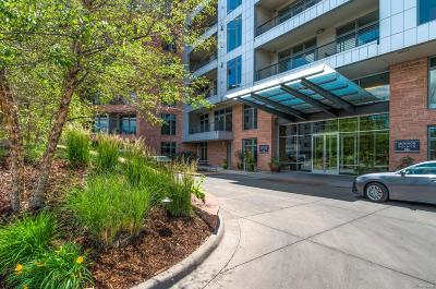 Denver Condo/Townhouse Under Contract: 333 South Monroe Street #314