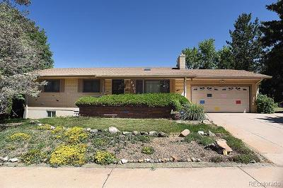 Single Family Home Active: 8401 East Lehigh Drive