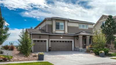 Denver Single Family Home Active: 20626 East 55th Avenue