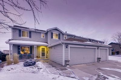Arapahoe County Single Family Home Active: 5210 South Rome Street