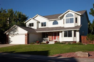 Highlands Ranch Single Family Home Under Contract: 1583 Briar Circle